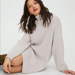 Aritzia   Montpellier Sweater Dress